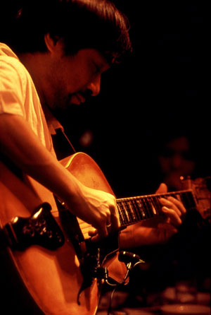 ニューヨーク・ジャズギター