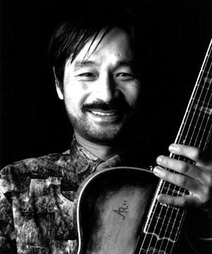 ジャズギタリスト井上智さん