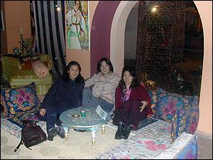 モロッコのフェスティバル