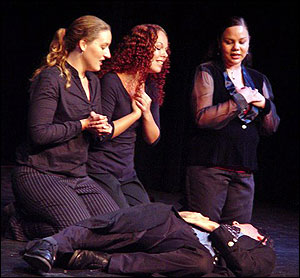 学生のミュージカル公演は一般公開される