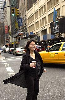 ニューヨーク・オルガン敦賀明子さん