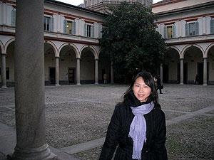 イタリアミラノヴェルディ音楽院