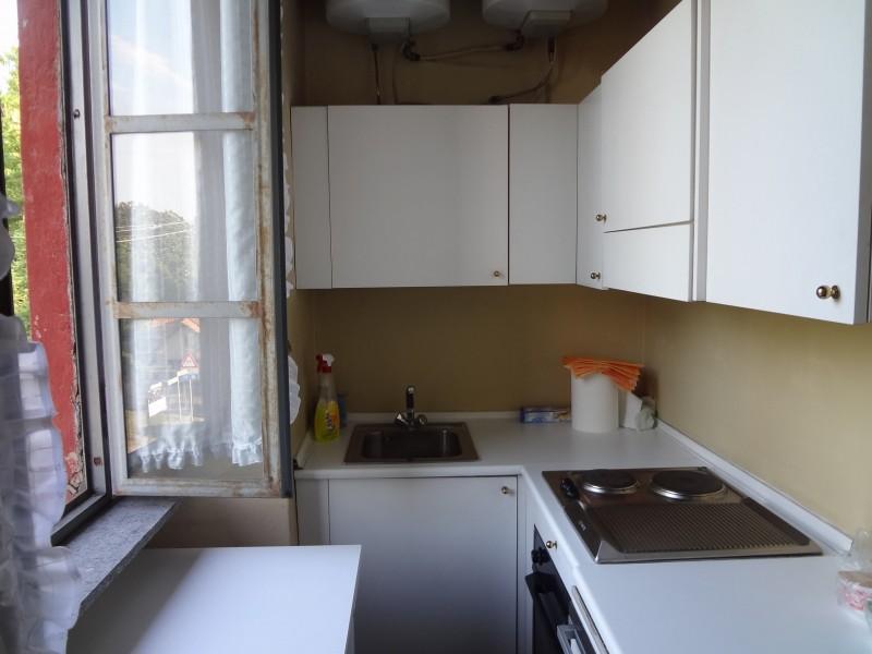 部屋に付いているキッチン
