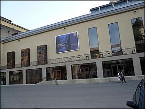 祝祭劇場:ザルツブルク音楽祭の主会場