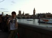 和田浩一郎さん/ドラム/テックサマースクール/イギリス・ロンドン
